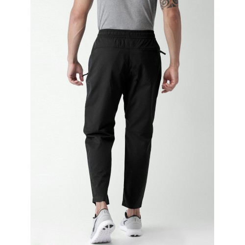 b9446517 ... Nike Men Black Slim Fit AS M NSW AV15 PANT WVN Track Pants ...