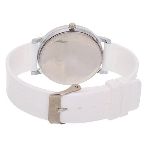 A R Sales A R Sales Analog White Dial Women's Watch - AR0021