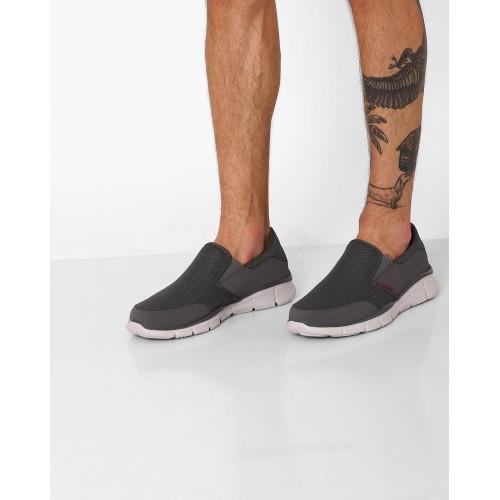 Buy Skechers Equalizer-Persistent Slip-On Sports Shoes online ... e3d3bddb09e