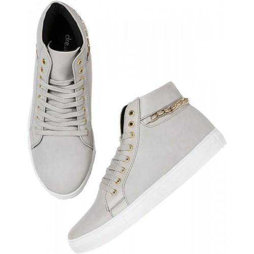 Dressberry Grey Sneakers