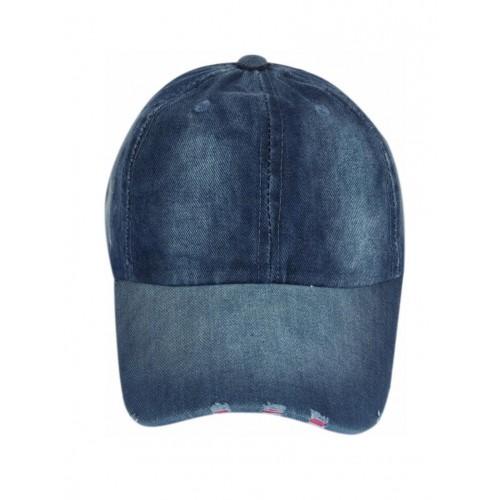 Buy ILU ILU Baseball Denim Cotton Caps Men Women Boys Caps Hats ... 351bb2064ad3