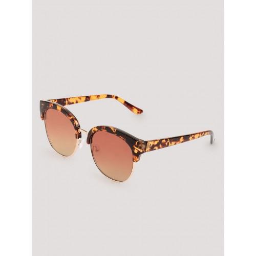 a36d602d7b1 Buy New Look Tortoiseshell Metal Trim Sunglasses online