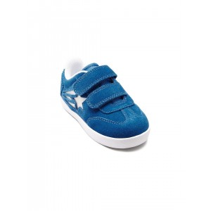 Next Boy's Blue Solid Slip-On Sneakers