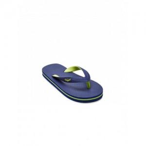 Next Boy's Navy Blue Solid Flip-Flops