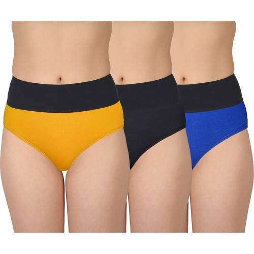 5a1a5d7fe Buy Selfcare Women s Hipster Multicolor Panty online