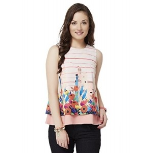 Chumbak City In Bloom Layer Top