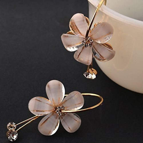 YouBella Rose Gold Gold Plated Earrings