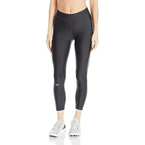 Under Armour Ankle Crop Women's Black Sports Leggings