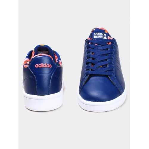 adidas cloudfoam women's blue
