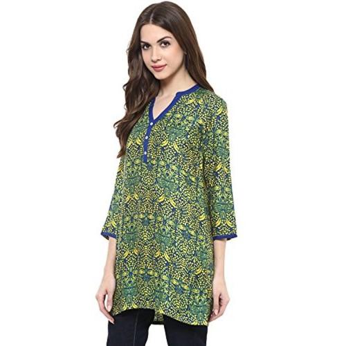 8180ada2ea3 Buy Akkriti By Pantaloons Akkriti by Pantaloons Women s Cotton Kurti ...