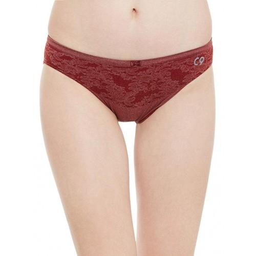 C9 red regular panty