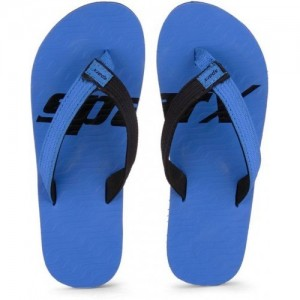 Sparx Men's Blue Flip-Flops and House Slippers