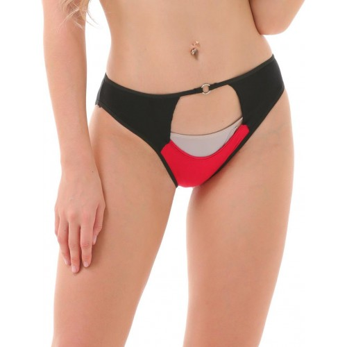Madaam Women's Hipster Multicolor Panty