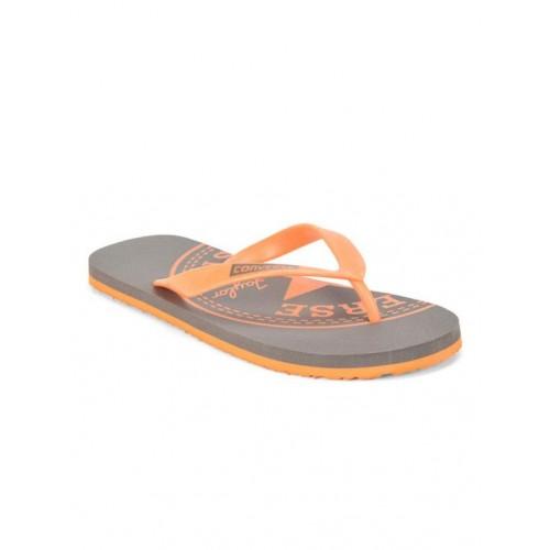 CONVERSE grey flip flop
