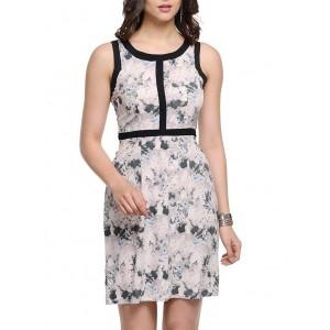 @ 499 pink aline dress