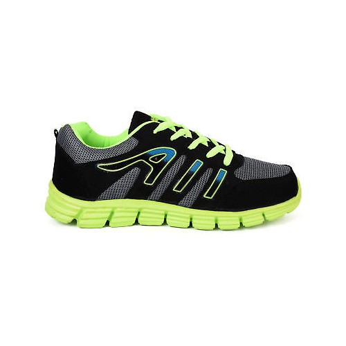 Action Grey Running Shoes