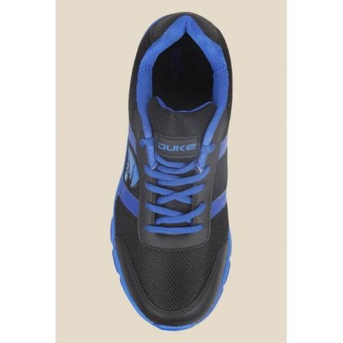 Duke Black Outdoor Shoes
