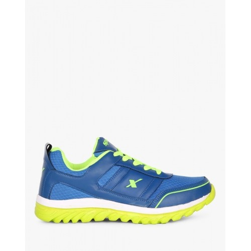 SPARX Panelled Sports Lace-ups