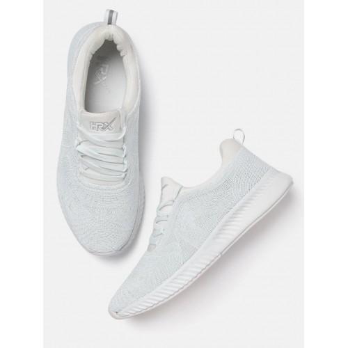 HRX by Hrithik Roshan Men White Running Shoes