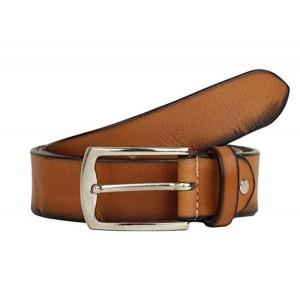 Lander Tan Genuine Leather Belt