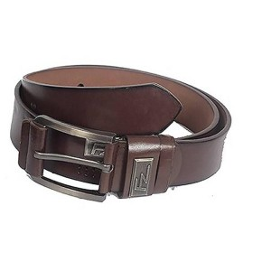 Aam Shopping Brown Genuine Leather Belt