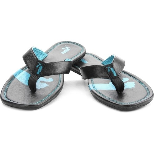 Buy Puma Drifter Cat DP Black Slippers online  ff89795c20