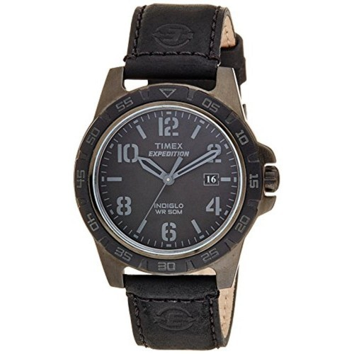 480cfe9a1 ... Timex Timex Expedition Analog Black Dial Men's Watch - T49927 ...