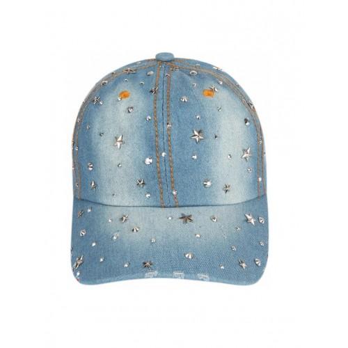 ... ILU ILU Baseball Denim Jeans Caps Men Women Girls Boys Caps Hats ... c21c6dfabdeb