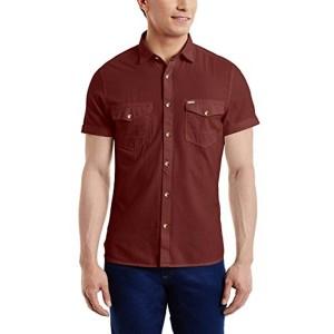 Peter England Peter England Men\'s Casual Shirt