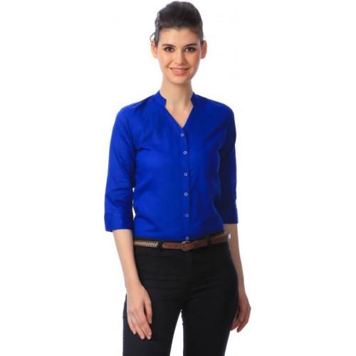 dark blue shirt women
