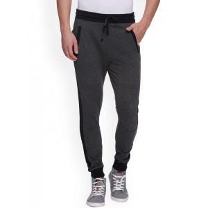 Basics Charcoal Grey Slim Fit Joggers