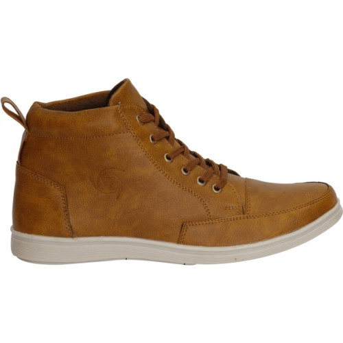 Kraasa Ace 850 Tan Casual Shoes For Men
