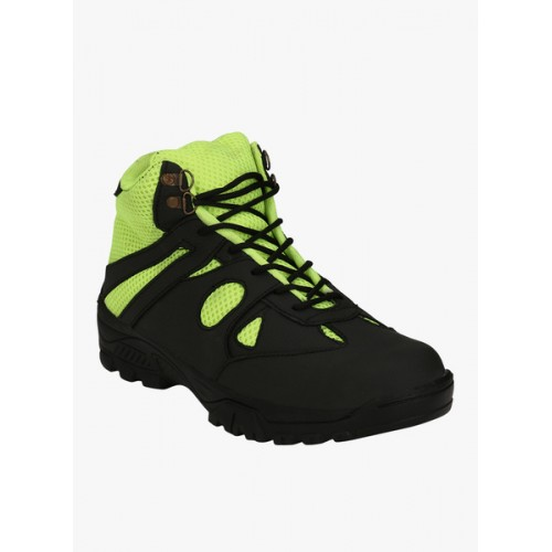 Eego Italy Genuine Leather Safety Shoes