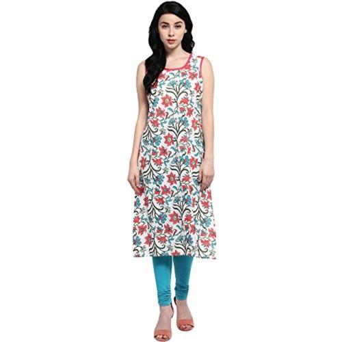 8c175ff82 Rangmanch By Pantaloons Rangmanch by Pantaloons Women s Cambric Kurta ...