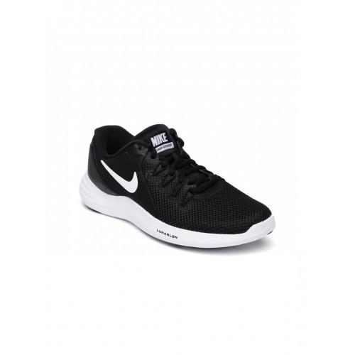 879f85302509 Buy Nike Lunar Apparent Black Running Shoes online