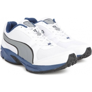 Puma Strike Fashion II DP White Sports Shoes