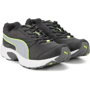 Puma Brilliance IDP Navy Gray Low Ankle Sports Shoes