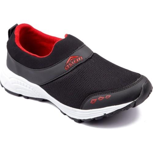 ASIAN Black Eva Sports Shoes