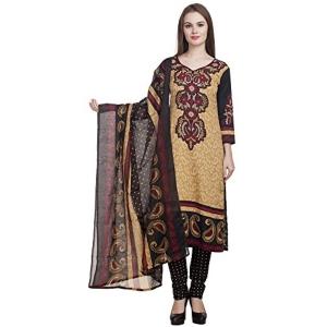 Divyaemporio Faux Cotton Multicolor Salwar Suit Material