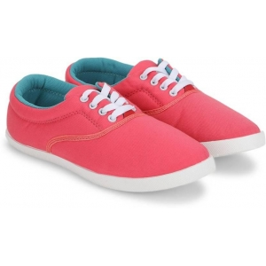Asian Pink Casual Shoes