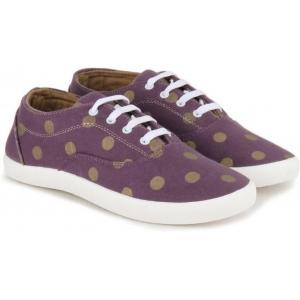 Globalite Sharp Purple Casual Shoes