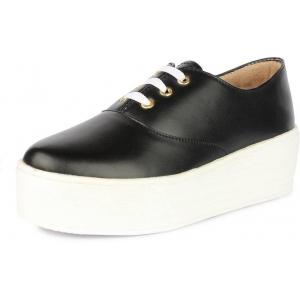 Zapatoz Black Sneakers
