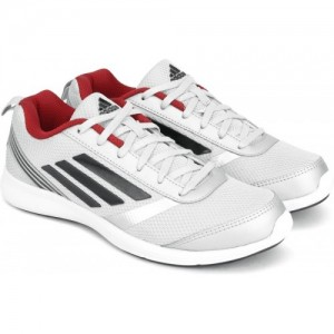 Adidas Men's Adiray Gray Low Ankle Sports Shoes
