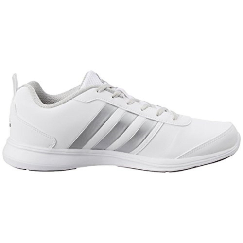 ADIDAS ALCOR SYN 1.0 M Running Shoes For Men(White, Silver)