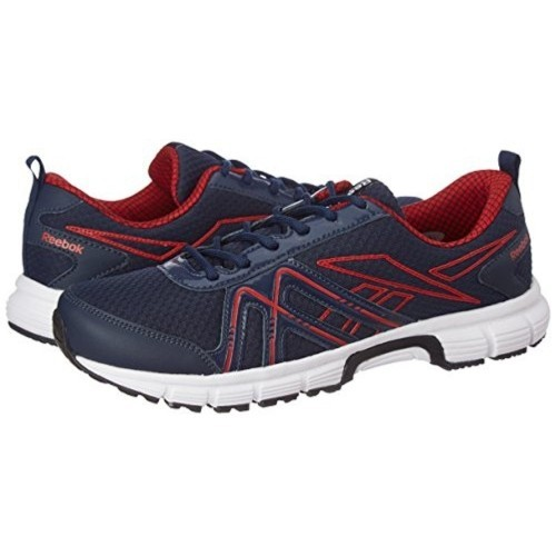 dcd244bde26 Buy Reebok Men s Navy Blue Low Ankle Adapt Run Lp Running Shoes ...