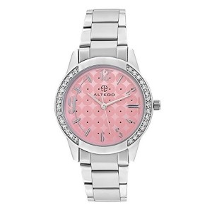 Altedo Pink Dial Women watch - 637PDAL