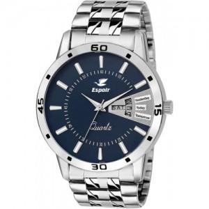 Espoir Blue Dial Analogue Watch - ESP12457