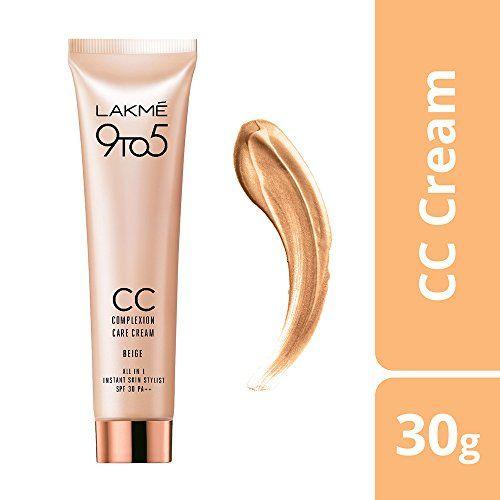 Lakmé Lakme Beige 9 to 5 Complexion Care Face Cream,30g
