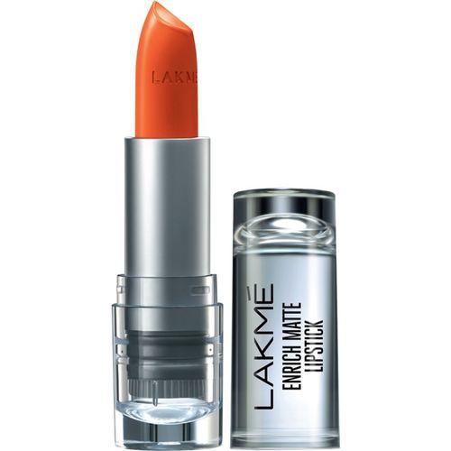 Lakme Enrich Matte Lipstick(Shade OM12)
