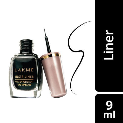 Lakme Black Insta Eye Liner 9ml